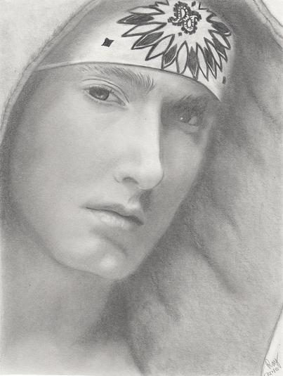 Eminem by Pencil2Paper